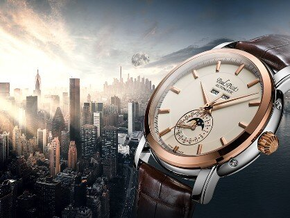 Swiss Jura Mechanical Watches Manufacturer. Scopri la nuova collezione Paul Picot di orologi Swiss Made.